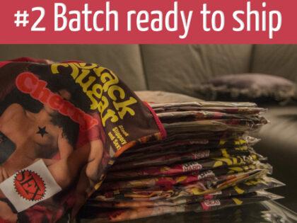 #2 Batch done full stock – Black Sugar Tank Top – Tyler Durden Porn Shirt